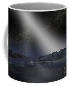 The Night Sky From A Hypothetical Alien Coffee Mug
