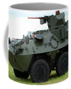 The Pandur 6x6 Family Of Wheeled Coffee Mug