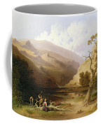The Pioneers Coffee Mug by Joshua Shaw