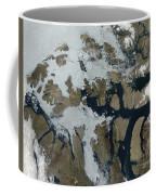 The Queen Elizabeth Islands Coffee Mug