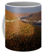 The Tennessee River Cuts Through Signal Coffee Mug by Stephen Alvarez