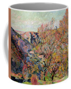 The Valley Of The Sedelle In Crozant Coffee Mug