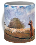 The Young Shepherdess Coffee Mug