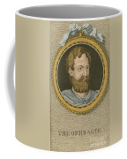Theophrastus, Ancient Greek Polymath Coffee Mug by Science Source