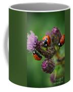 Threesome Coffee Mug