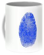 Thumbprint Coffee Mug