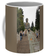 Tian Tan Buddha Coffee Mug