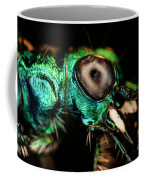 Tiger Beetle Coffee Mug