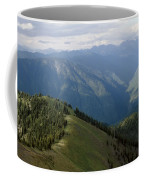 Top Of The World View Coffee Mug