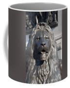 Trafalgar Square Lion Coffee Mug