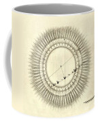 Transit Of Venus, 1761 Coffee Mug by Science Source