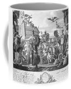 Treaty Of Ghent, 1814 Coffee Mug