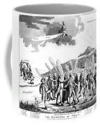 Treaty Of Paris, 1783 Coffee Mug
