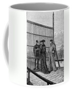 Treaty Of Picquigny Coffee Mug