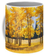 Trees In Autumn Coffee Mug