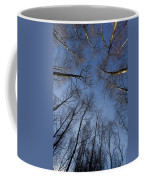 Trees In Epping Forest Coffee Mug