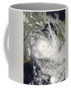 Tropical Cyclone Jokwe Coffee Mug