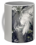 Tropical Storm Fay Coffee Mug