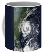 Tropical Storm Gustav Coffee Mug