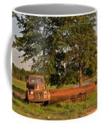 Truck And Tank 8 Coffee Mug