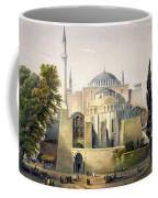 Turkey: Hagia Sophia, 1852 Coffee Mug by Granger