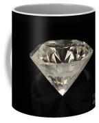 Two Karat Diamond Coffee Mug