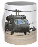 Uh-60 Black Hawks Taxis Coffee Mug