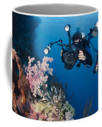 Underwater Photography Coffee Mug