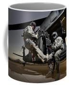 U.s. Air Force Crew Strapped Coffee Mug