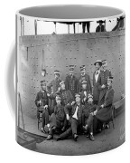 U.s.s. Monitor, 1862 Coffee Mug