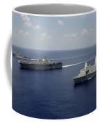 Uss Pearl Harbor, Uss Makin Island Coffee Mug
