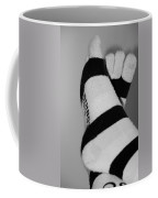 Val's Feet In Black And White Coffee Mug