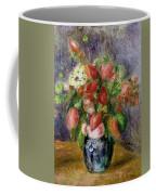 Vase Of Flowers Coffee Mug