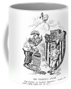 Venezuela Dispute, 1902 Coffee Mug