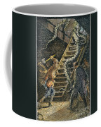 Verne: 20,000 Leagues, 1870 Coffee Mug by Granger