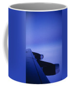 View Out The Window Of A Boeing 707 Coffee Mug