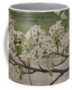 Vintage Spring Coffee Mug