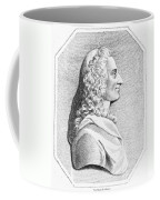 Voltaire (1694-1779) Coffee Mug