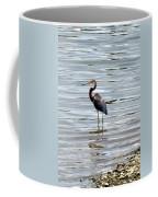 Wading Heron Coffee Mug