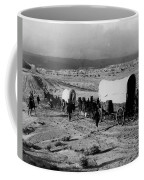 Wagon Train Coffee Mug