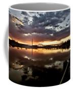 Wakamaw Valley Sunrise Coffee Mug