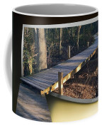Walk Bridge Coffee Mug