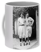 Walter Johnson (1887-1946) Coffee Mug by Granger