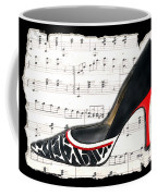 Waltzing Pumps Coffee Mug