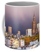 Warsaw Cityscape Coffee Mug