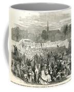 Washington: Abolition, 1866 Coffee Mug