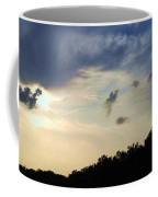 Weather Signs At Sunset Coffee Mug