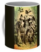 Weightlessness, 19th Century Coffee Mug
