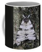 White Underwing Moth Coffee Mug