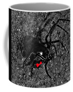 Wicked Widow - Selective Color Coffee Mug